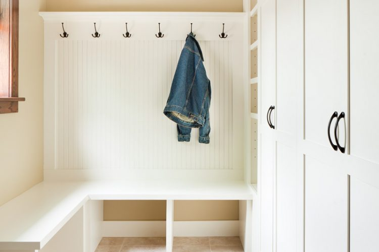 The Mudroom: Gateway to a Cleaner Home