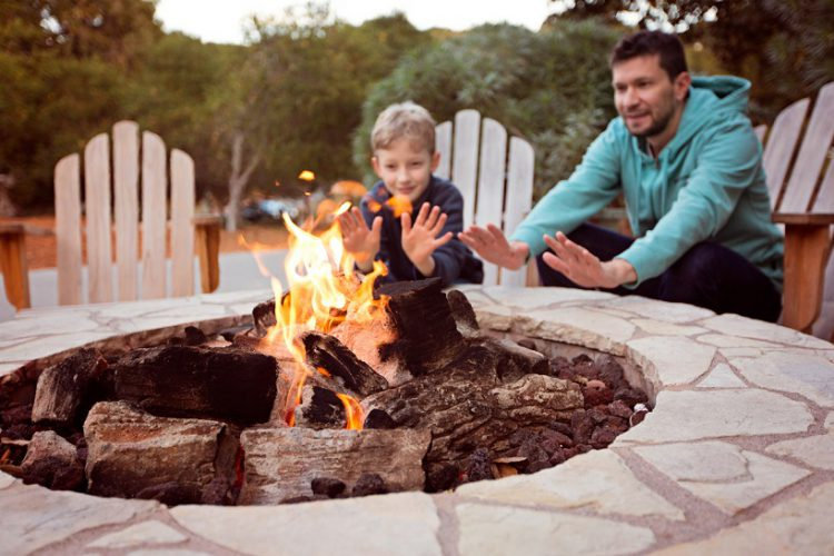 How To Build A Fire Pit For Your Outdoor Entertaining Space